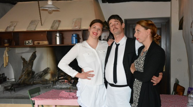 CAFE RENE – ALLO ALLO ESCAPE ROOM